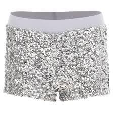kids sequin shorts ac4024c