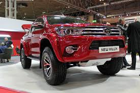 100 Toyota Artic Truck Launches Hilux AT35 At CV Show 2018 New Arctic S Built