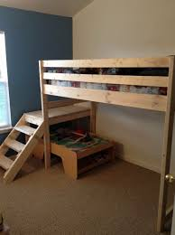 Bunk Beds Columbus Ohio by Ne Kids Schoolhouse Stairway Loft Bed White Bunk Beds Lofts For