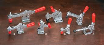 DeStaCo Toggle Clamps