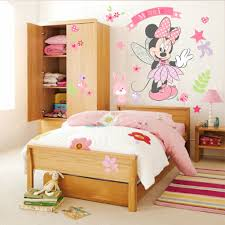 Minnie Mouse Bedroom Accessories Ireland by Pink Minnie Mouse Fairy Wall Sticker Vinyl Decal Girls Mural Baby