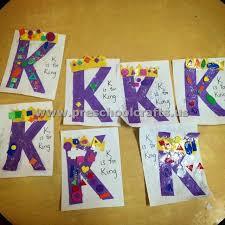 All Letters Crafts for Kids Preschool and Kindergarten