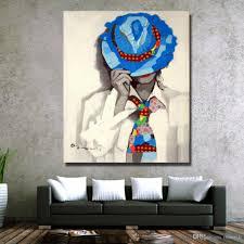 100 Pop Art Home Decor 2019 Handmade Figure Oil Painting Cool Dress Modern Paintings For Sense From Ouweili 517 DHgateCom