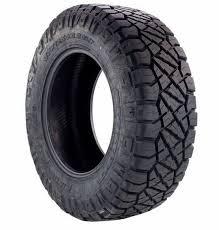 100 Nitto Truck Tires 217620 Ridge Grappler All Terrain Light Radial Tire