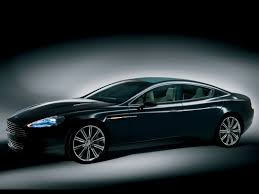 Rapid by name and nature the Aston Martin Rapide