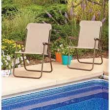 Walmart Lounge Chair Cushions by Mainstays Folding Chairs Set Of 2 Multiple Colors Walmart Com