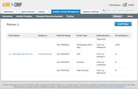 Concur Government Help Desk by Introducing Identity Management For The Mobile Cloud Era Vmware