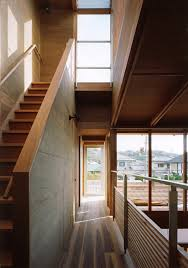 100 Modern Wooden Houses House From Japanese Architect Staircase