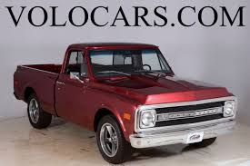 1969 Chevrolet C10 | Volo Auto Museum Chevrolet Ck 10 Questions 69 Chevy C10 Front End And Cab Swap Build Spotlight Cheyenne Lords 1969 Shortbed Chevy Pickup C10 Longbed Stepside Sold For Sale 81240 Mcg Junkyard Find 1970 The Truth About Cars Ol Blue Photo Image Gallery Fine Dime Truck From Creations N Chrome Scores A Short Bed Fleet Side Stock 819107 Kiji 1938 Ford Other Classic Truck In Cherry Red Great Brian Harrison 12ton Connors Motorcar Company