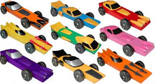 Pinewood Derby Car Kits