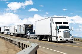 Trucking Stocks Plunge On Earnings Warning - WSJ