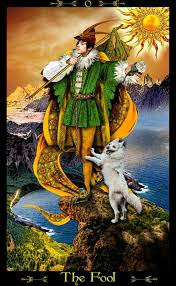 thoth deck the fool 82 best fool images on the fool tarot decks and tarot
