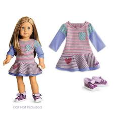 OG E DOLL HOLIDAY HAVEN WITH GOLD JACKET 18