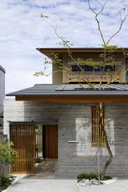 100 Japanese Modern House Design HOUSE IN HINOMIYA By TSC Architects Landscape Wooden House
