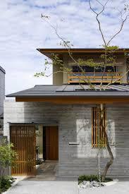 100 Japanese Modern House Design HOUSE IN HINOMIYA By TSC Architects Landscape Design