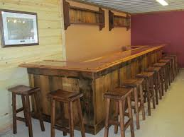 Rustic Bars Restaurant Furniture And Hospitality With Bar Prepare 14