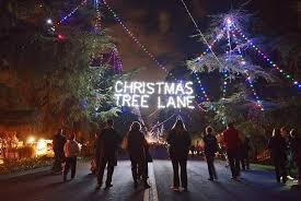 Alameda Christmas Tree Lane 2015 by Christmas Tree Lane U2013 A Fresno Tradition Since 1920