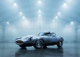 This Restored Jaguar E Type is Pretty Much The Coolest Car on the