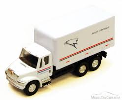 International Delivery Box Truck - Postal Service, White ... Orange Scania Pseries Cement Truck 6 Alloy Diecast Model Car 1 Lesney Matchbox King Size K5 Foden Dumper From The Drake Group Scale Models Colctibles Lorry Commercial Vehicle 1955 Chevy 5100 Stepside Pickup 124 Scale Classic Diecast My Truck Collection Youtube Animal Medic Inc Pet Vet 164 Semi Cab Jada Fast Furious Diecast End 5152018 720 Pm Trucks Devon 1stpix Dioramas More Custom 143 Kenworth Nypd Wrecker Tow With