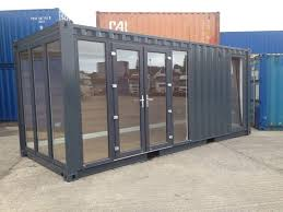 100 Shipping Containers Converted Bespoke Container Conversions Walcon