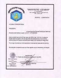 Modelos De Carta De Presentación Modelo Curriculum