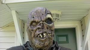 Jason Voorhees Pumpkin Stencil Free by New Blood Jason Voorhees Life Sized Costume Ys Youtube