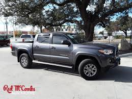 Pre-Owned 2017 Toyota Tacoma SR5 Crew Cab Pickup In San Antonio ... New 2019 Toyota Tundra Sr5 57l V8 Truck In Newnan 23459 Preowned 2016 Tacoma Crew Cab Pickup Scottsboro 4wd Crewmax Rochester Mn Twin 2014 2wd 55 Bed Round 2018 Used At Watts Automotive Serving Salt Lake Certified 2015 Charlotte Double Ffv 6spd At 20 Years Of The And Beyond A Look Through