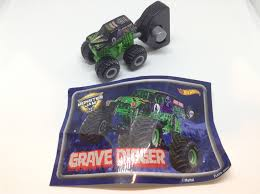 Julian's Hot Wheels Blog: Grave Digger (2017 Monster Jam Mini ... Hot Wheels Monster Jam Inferno 124 Diecast Vehicle Shop 25th Anniversary 2017 Mystery Trucks Assortment 2003 11 Blacksmith Truck 1 64 Scale Ebay The Toy Museum Superman Batmobile On Twitter Were In Love With The Allnew For 2018 Einzartig Zombie Epic Additions 10 Hot Wheels Monster Jam Trucks List Lebdcom Wheel 28 Images Amazoncom King Bling 2005 Maple Grove Cemetery C2h Days Gravedigger Iron Man Walmartcom