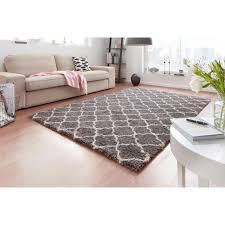 mint rugs hochflor teppich rechteckig 35 mm höhe modernes allover design wohnzimmer