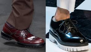 Spring Summer 2017 Mens Fashion Trends Footwear