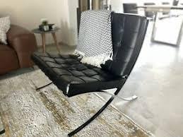 knoll barcelona chair wohnzimmer ebay kleinanzeigen