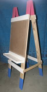 Kidkraft Easel Desk Uk by Build A Perfect Easel For Children Give A Young Artist A Gift Of