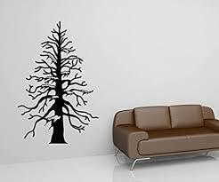 wandtattoo baum tannenbaum bäume aufkleber äste kinderzimmer