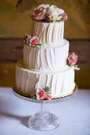 buttercream s texture these cakes are great for any wedding theme prim and polished for classic and elegant wedding or utterly informal and a little