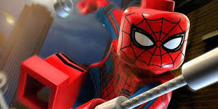 Captain America Civil War Spider Man Swinging Into LEGO Marvels Avengers