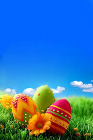 Free Easter Background Great For Poster Design