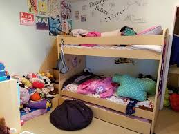 Low To The Ground Bunk Beds by A Room For Three Kids Resource Furniture Our Favorite Projects