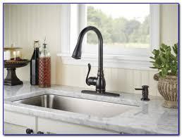 Moen Anabelle Kitchen Faucet Bronze by Moen Anabelle Kitchen Faucet 87650srs Faucets Home Design