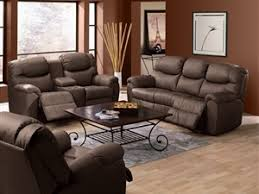 Regent Palliser Leather Reclining Sofa Town and Country Leather