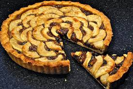 Mincemeat And Apple Tart