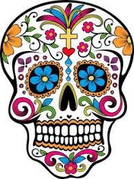 Easy Sugar Skull Day Of by Diy Felt Sugar Skull Craft For Kids Kids Work Motor Skills And