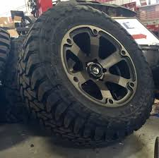 100 Cheap Black Rims For Trucks 20 Fuel Beast D564 Wheels And 35 Toyo MT Tires 5x55