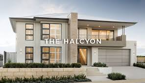 100 Contemporary Homes Perth The Halcyon Double Storey Display Highbury