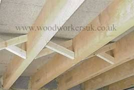 Sistering Floor Joists To Increase Span by Stiffening 2x8 Floor Joists Archive The Garage Journal Board