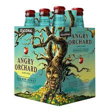 Harpoon Ufo Pumpkin Calories by Angry Orchard Summer Honey Amoskeag Beverages