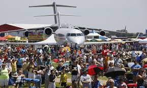 enjoy air show despite cancellation of Blue Angels
