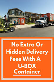 100 Best Moving Truck Rental Our UBox Portable Storage Containers Have No Hidden Or Extra