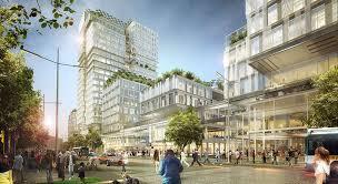 rue du port nanterre communiqué vinci vinci construira nouveau siège social à