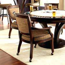Putting Casters On Dining Room Chairs Ding Chairs Set Of 4 Ebay Fniture Target Ikea Forge X Back Chair Outlet Bumper Pool Poker Table Ding 3 In 1 Bayou Breeze Brisa Tilt Swivel Caster Wayfair 5 Piece Dinette Set With Cherry Finish Pastel Room Casting Sets With Upholstered Arm Chair Cdigestinfo Hooker Waverly Place Tall Upholstered Best Chairs Platafmamovimientosocialorg Hamilton Home Game Leather Casters Hillsdale Pompei Scrolling Wayside Casual San Diego Table Decor Five Bernhardt