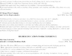 Sample Of Resume Headline Reviews Good Headlines Examples For Indeed